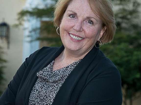 Pastor Laurie Hafner