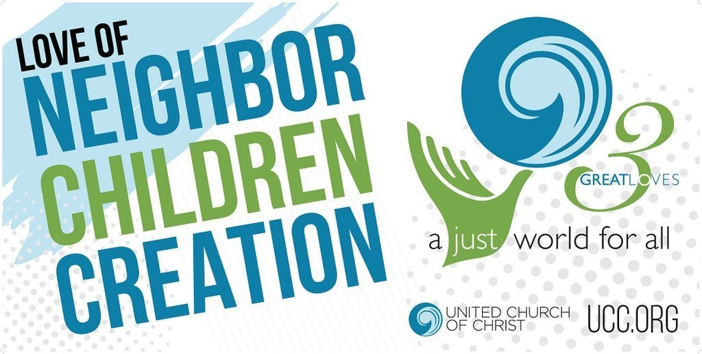 3 Great Loves: Love of Neighbor, Children, Creation